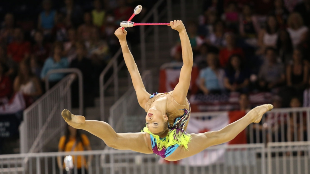 Canada closes TO2015 rhythmic gymnastics with two more medals