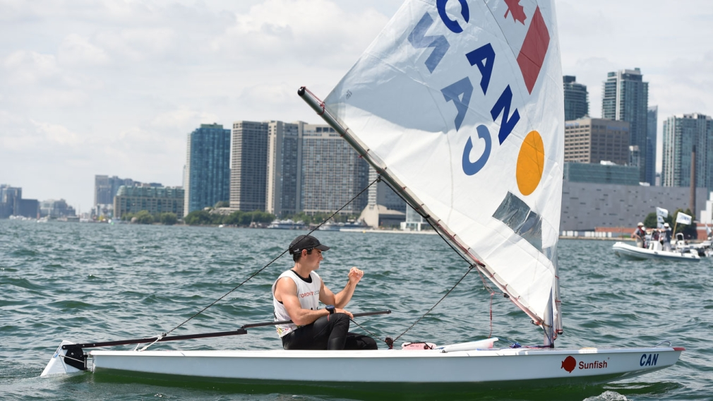 Two Canadian boats sail to Pan Am silver