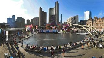 Toronto 2015 - Nathan Phillips Square