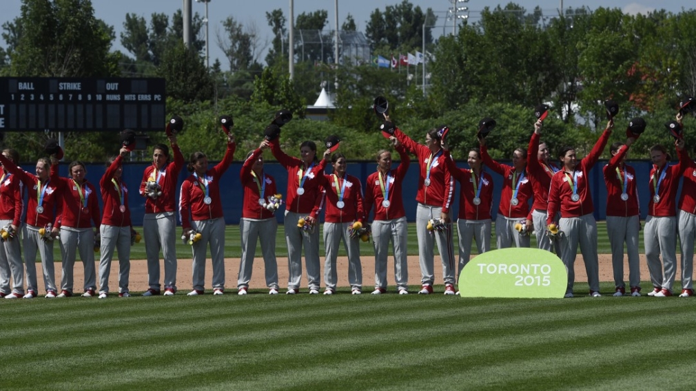 Help Build an Olympian: Baseball women win historic Pan Am silver