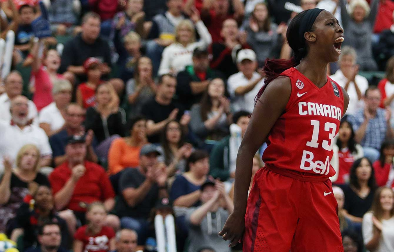 Tamara Tatham had seven points and two rebounds.