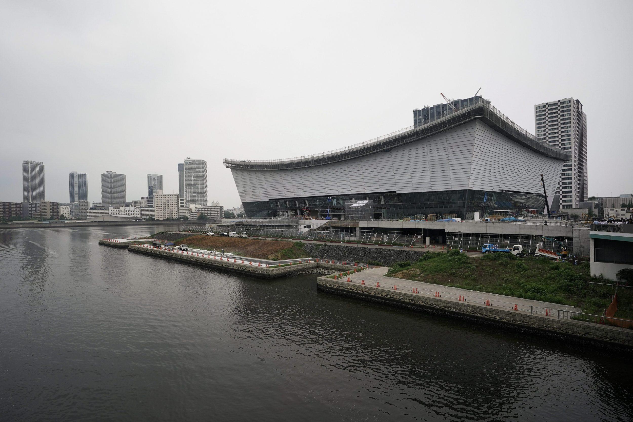 Scenic of Ariake Arena