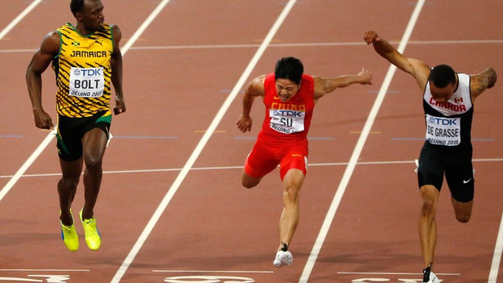 Beijing 2015: Athletics Canada world medallists