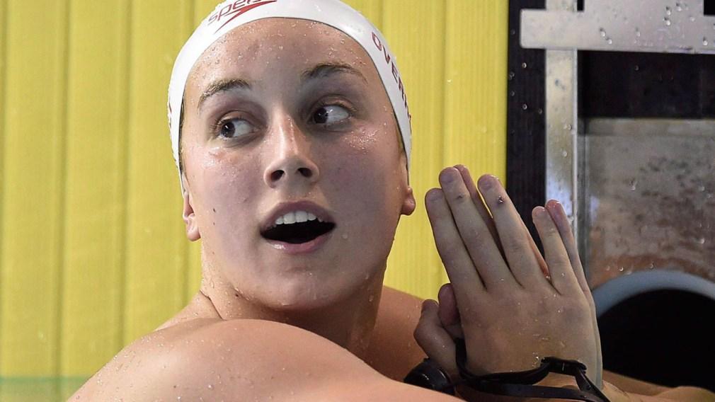 Swim worlds: Cochrane and Overholt win bronze as Kazan closes