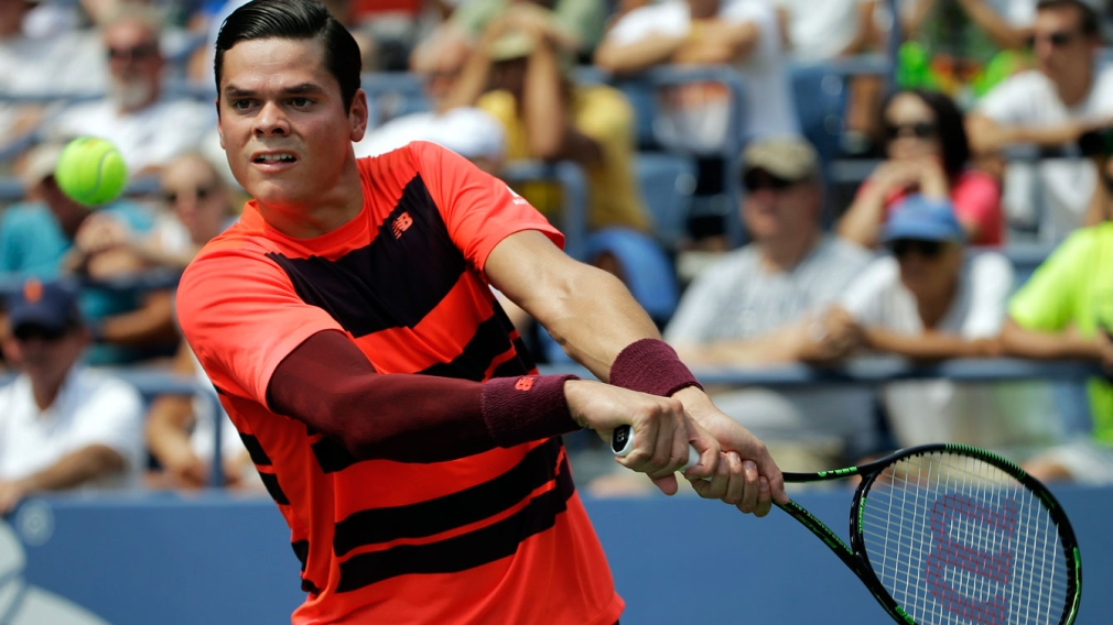 Raonic reaches ATP World Tour final in St. Petersburg