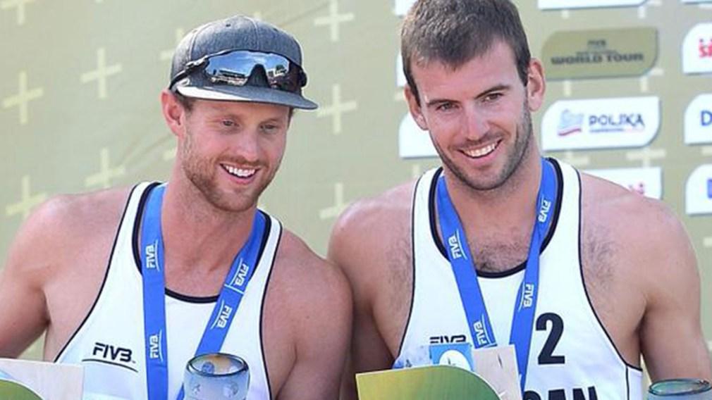 Saxton and Schalk end Grand Slam season with bronze