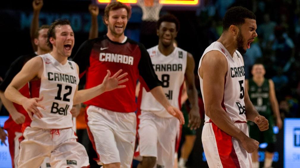 Canada wins bronze, Olympic dream delayed at FIBA Americas