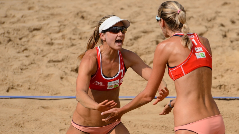 Bansley & Pavan earn FIVB recognition, Buchanan nominated for FIFA honour