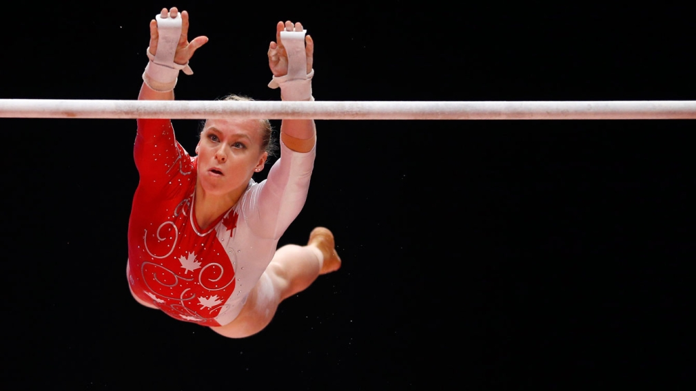 Another worlds, another best ever result for gymnast Ellie Black