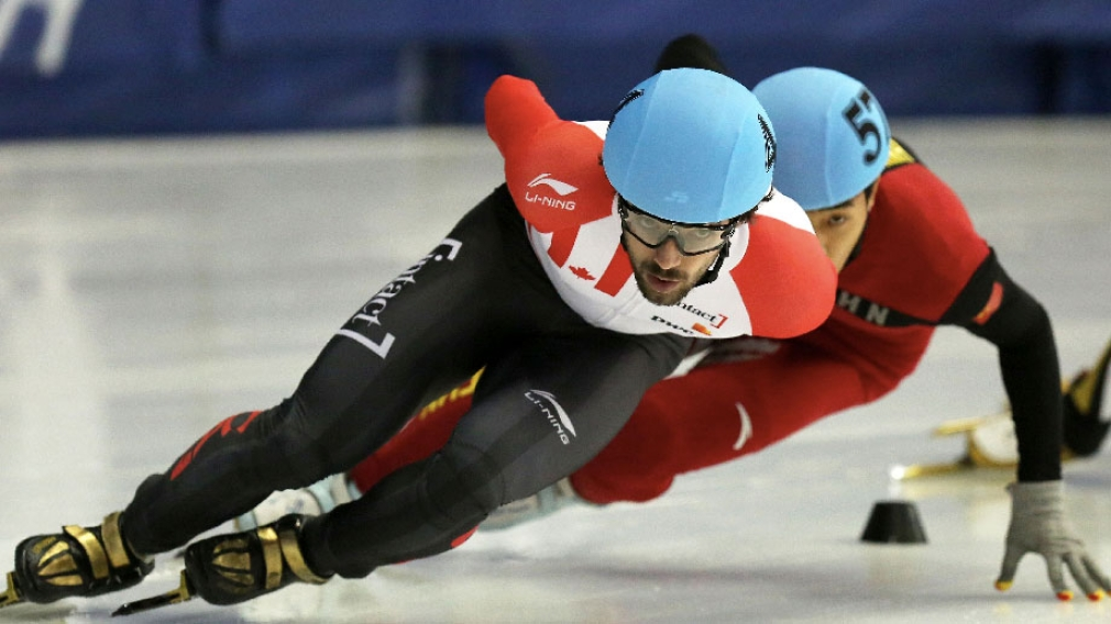 Gold for Hamelin, St. Gelais leads five-medal final day in Montreal