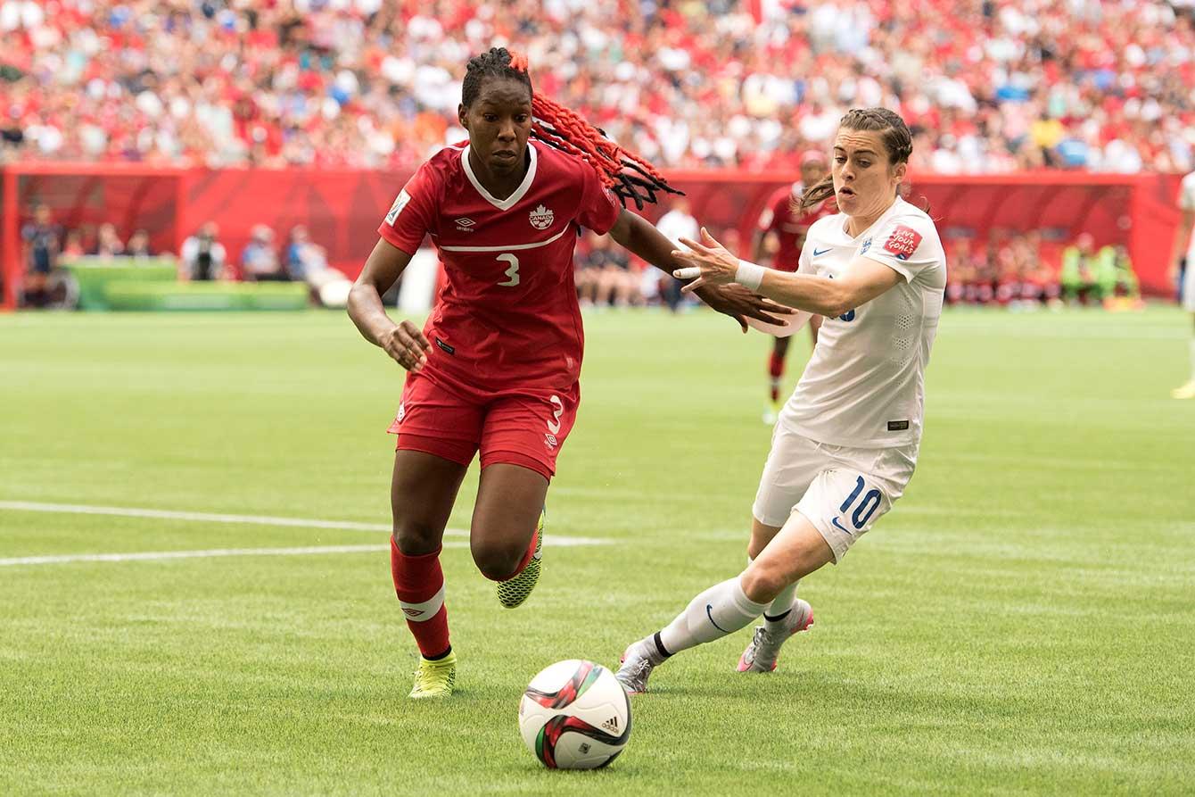 Kadeisha Buchanan (Photo: Canada Soccer)