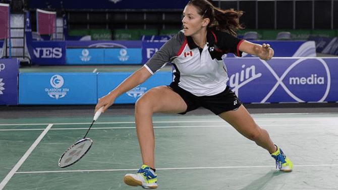 Badminton | Team Canada - Official Olympic Team Website