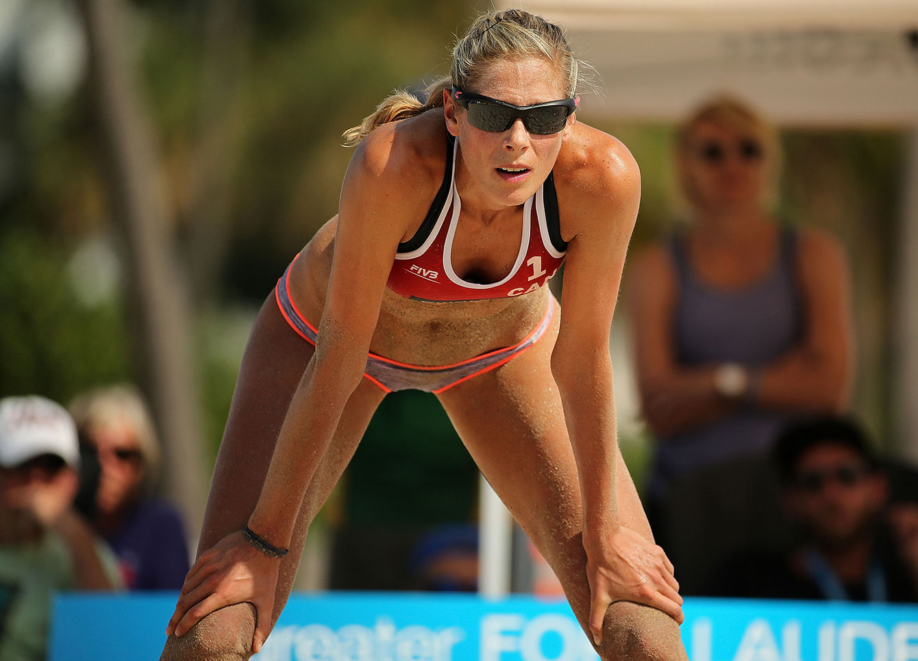Sarah Pavan became an accomplished indoor player with the national program and the University of Nebraska where she won an NCAA Championship in 2006.