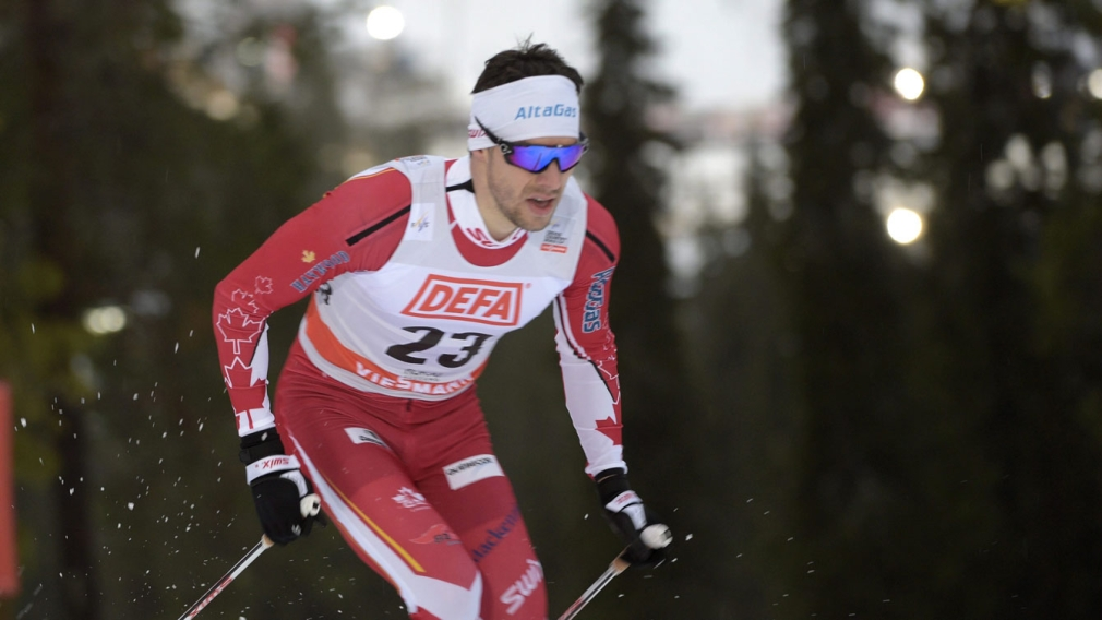 Harvey opens World Cup season with skate-ski silver in Finland