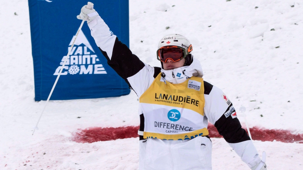 Kingsbury becomes all-time World Cup wins leader in moguls