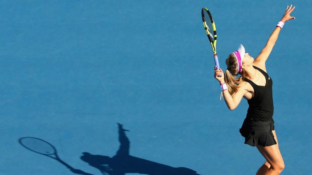 Bouchard reaches Hobart final ahead of Australian Open