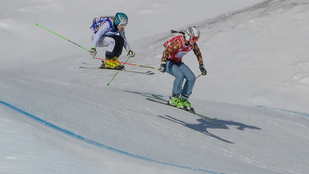 Thompson takes World Cup gold, Leman lands bronze in Italy
