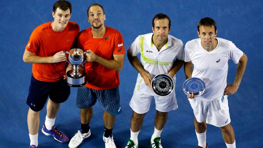 Murray, Soares, Stepanek, Nestor
