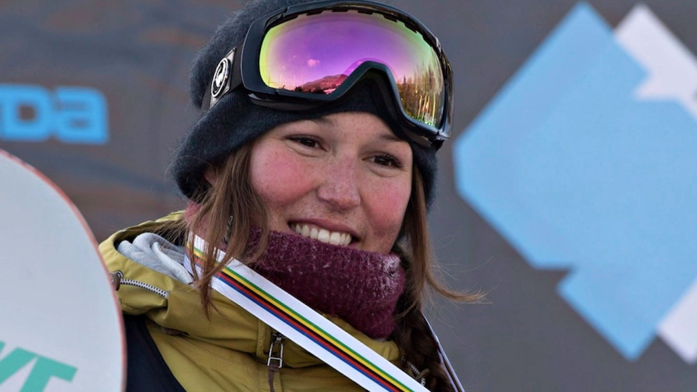 O'Brien wins her first X Games gold in snowboard slopestyle