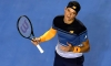 An injured Raonic has historic Australian Open run ended by Murray