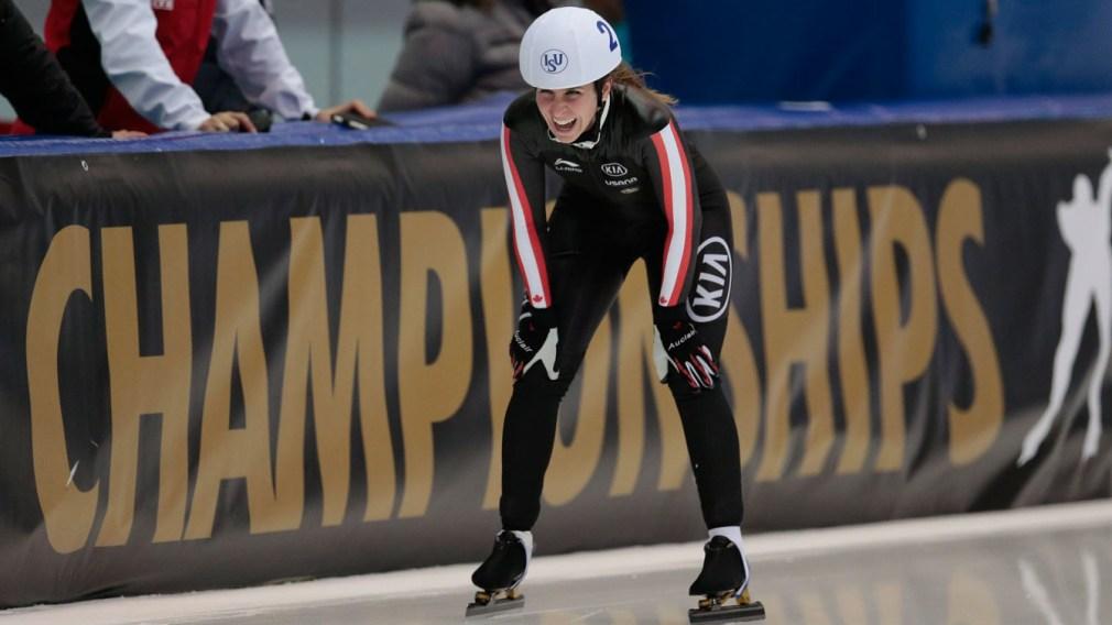 Blondin's win puts Canada in exclusive territory in women's sport