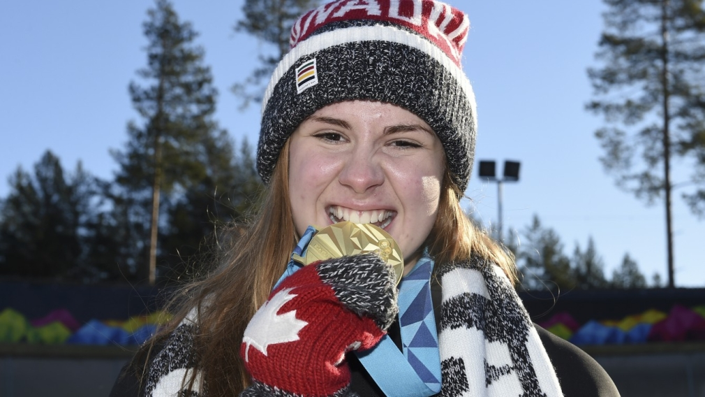 Day four proves golden for Team Canada at YOG