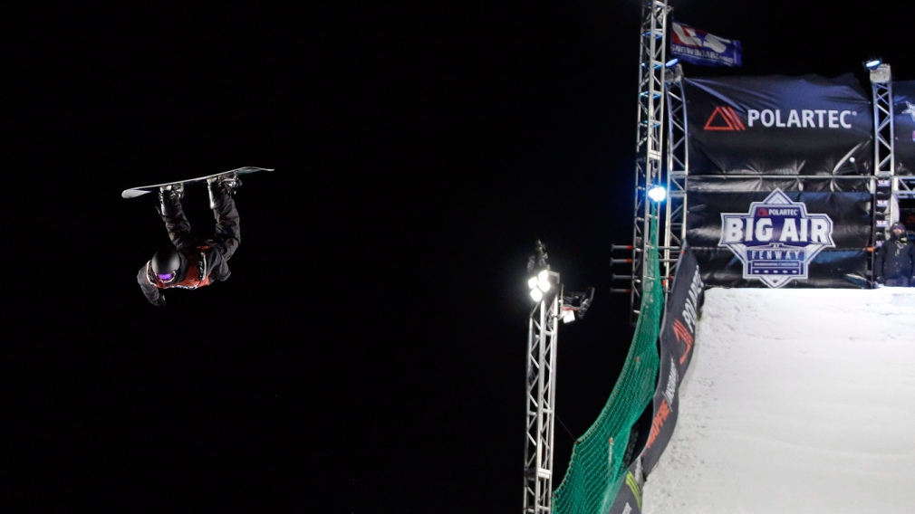 X Games: Max Parrot nabs big air silver in Oslo