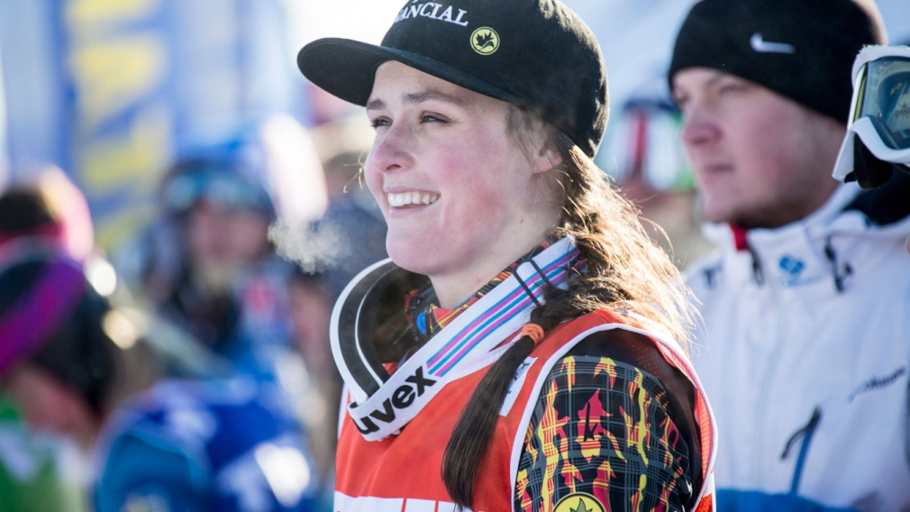 Thompson golden; Leman nabs ski cross silver in Val Thorens