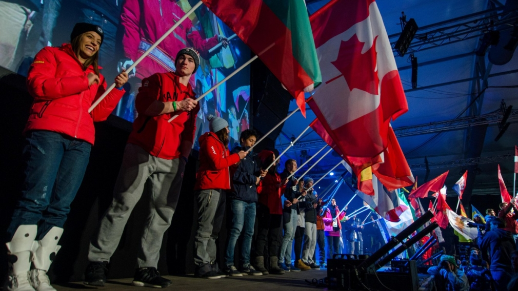 Inspiring young faces of Team Canada at Lillehammer 2016