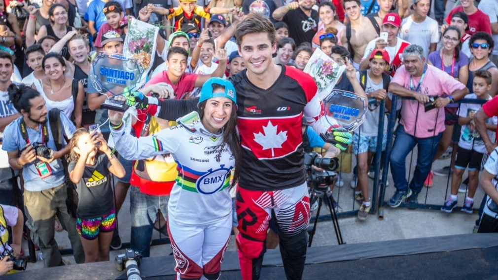 Canadian Roundup: Nyhaug and Parrot ride to gold medals