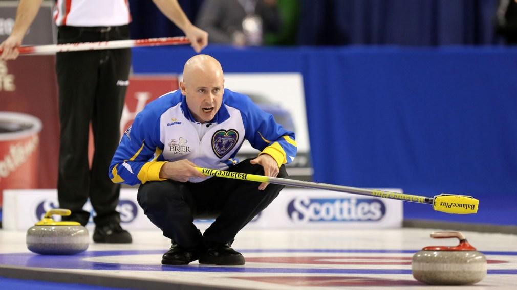 Canada & Koe begin world championship on winning note