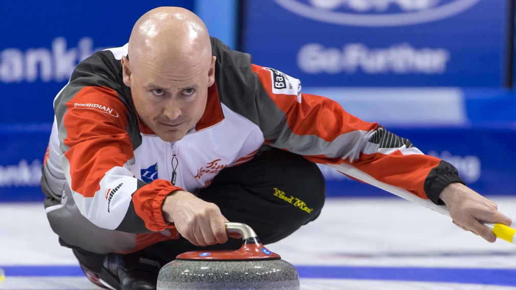 Koe guides Canada to the gold medal final at worlds