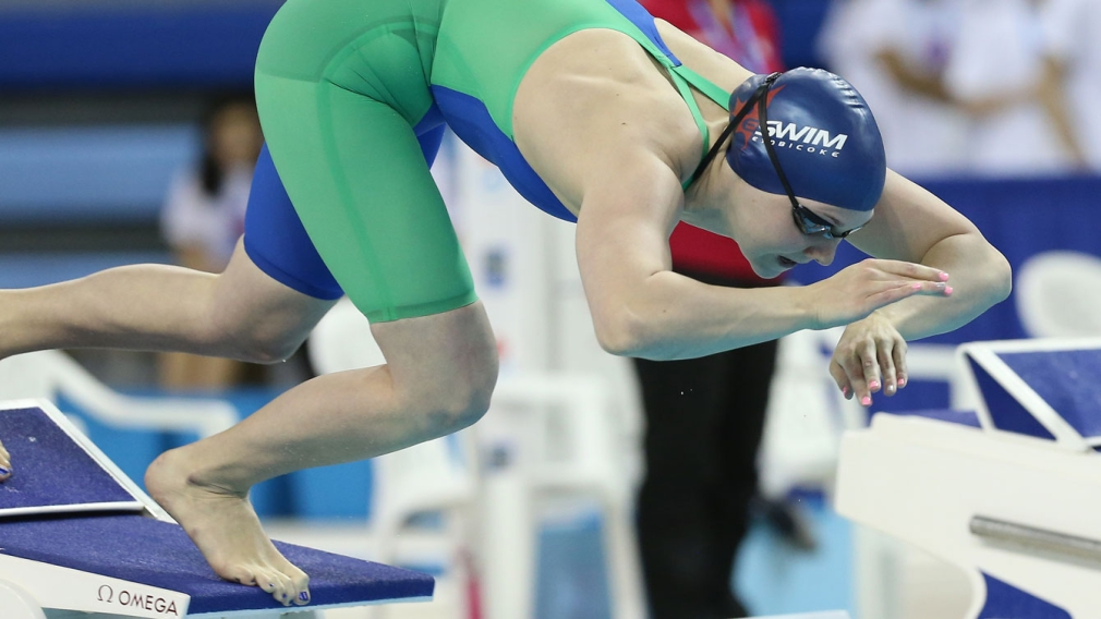 MacLean sets second national record, Cochrane and Baumann earn Olympic berths