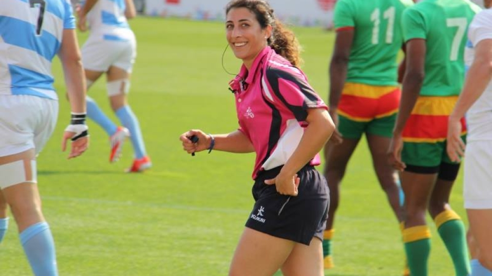 Rose LaBreche: Canadian to referee historic women's Olympic rugby tournament