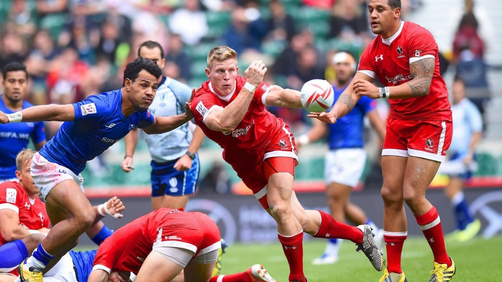 Pools announced for men's rugby sevens Olympic repechage