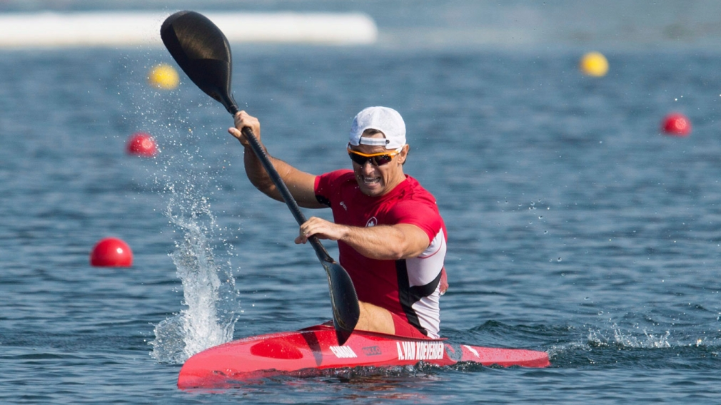 Van Koeverden heading to Rio, Canada earns more Olympic spots