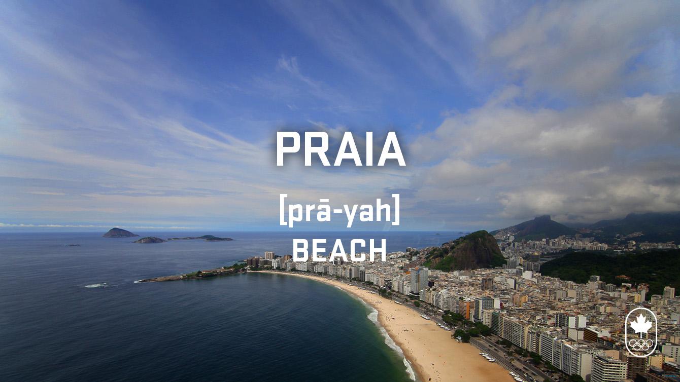 beach portuguese