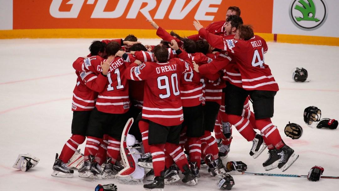Canada - 2016 IIHF worlds