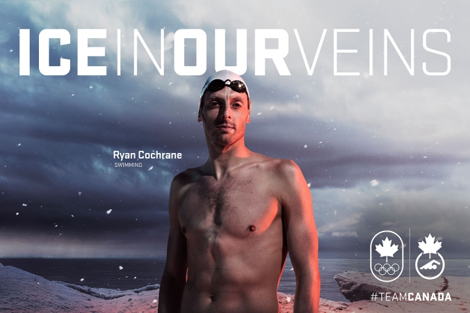 Ryan Cochrane - Ice in our Veins