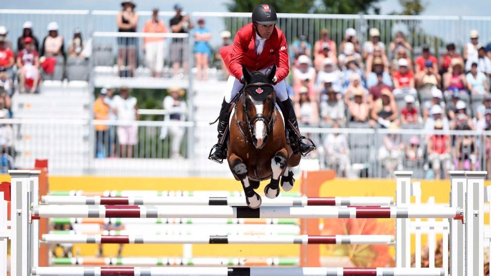 Canada's equestrian team nominated for Rio 2016
