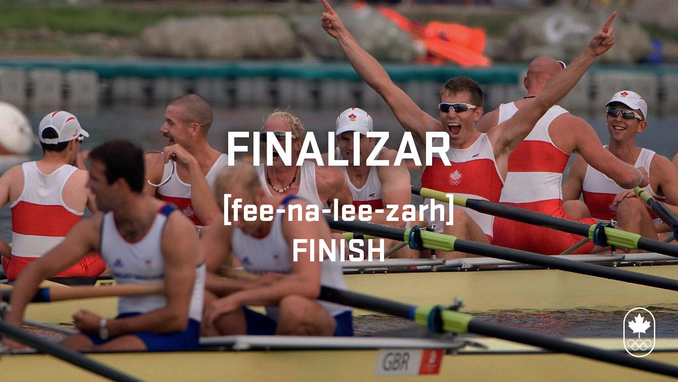 finish portuguese