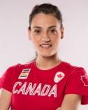 Melissa Pagnotta Taekwondo -67kg OES December 10, 2015. COC Photo by Jason Ransom