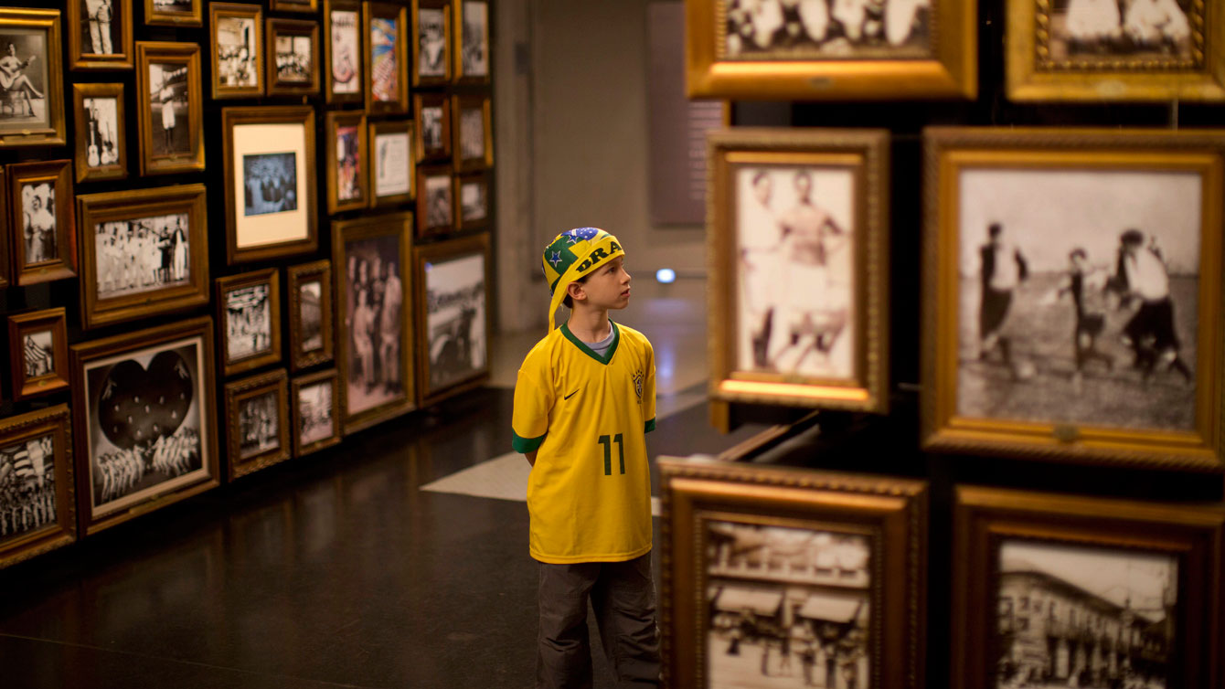 Museu do Futebol, a must-see point for football lovers