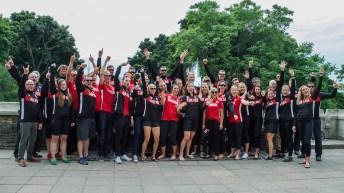 Team Canada rowing