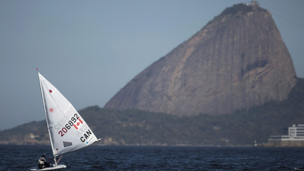 Canadians set sail for Rio with Girke taking on new Olympic event