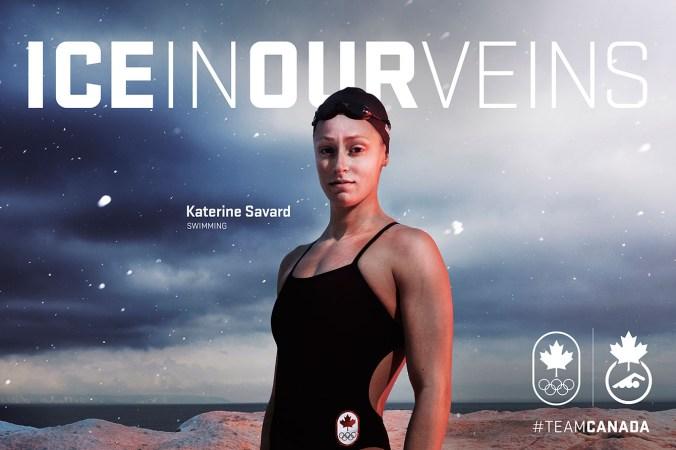 Katerine Savard - Ice in our Veins