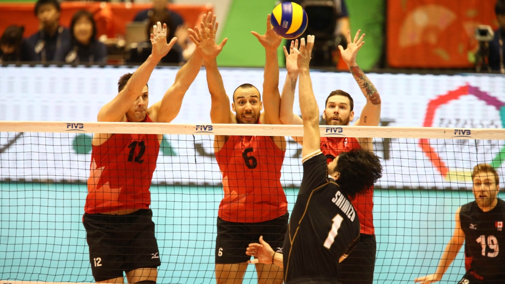Canada's Olympic volleyball hopes remain alive