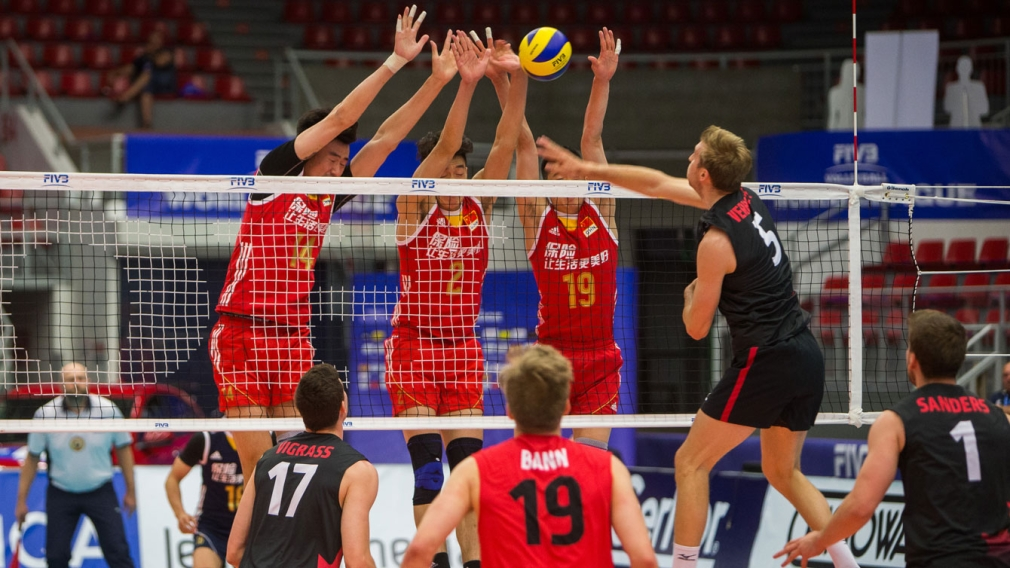 Undefeated Team Canada lands in Saskatoon for World League action