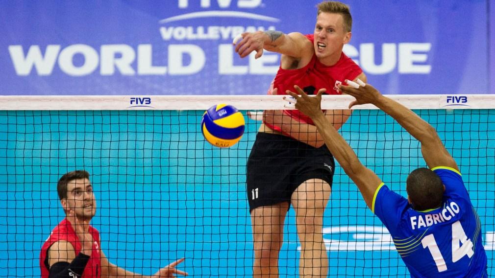 Unbeaten Canada looks for a spot in FIVB World League finals