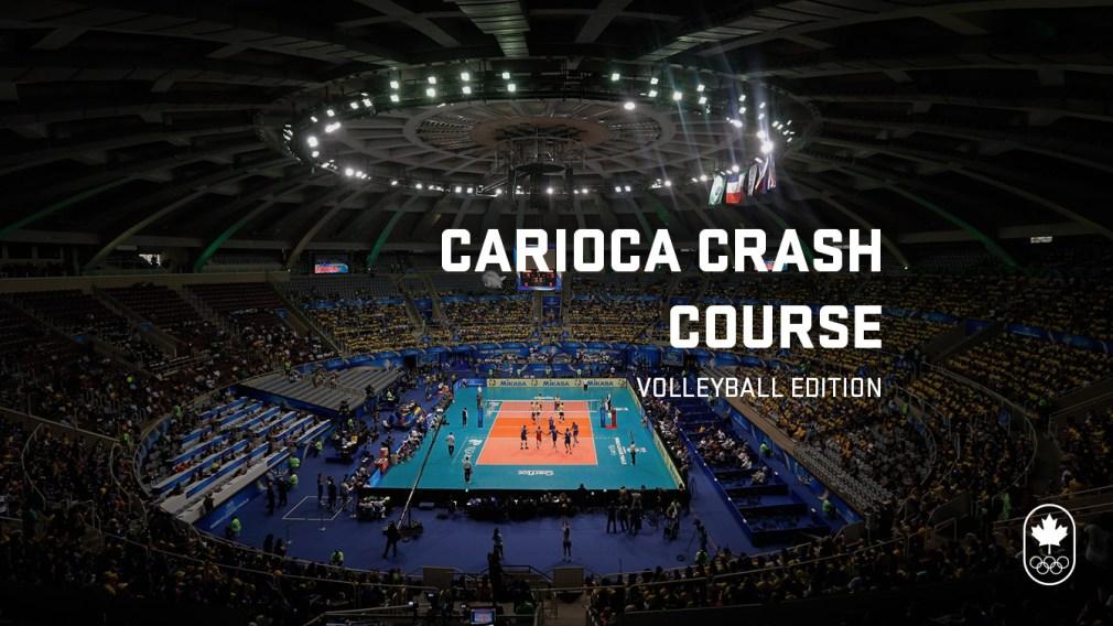 Carioca Crash Course: Volleyball edition